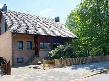 Charmante Doppelhaushälfte im grünen Mittelshuchting!