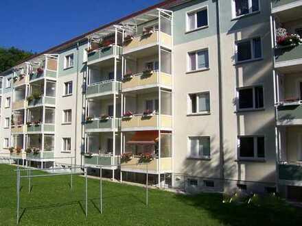 helle und freundliche 3 Raum - Wohnung, ruhige Lage