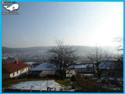 Gelnhausen Haitz: Grundstück in besonderer Hanglage - hier überblicken Sie einiges....