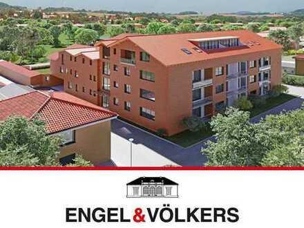 Neubauwohnung in Top Lage von Bienenbüttel!