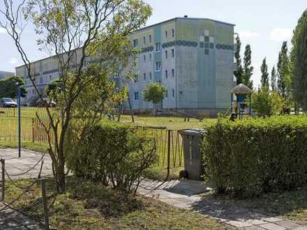 2-Raum-Wohnung in Wittenberge im Falkensteig