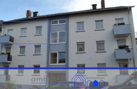 Gelegenheit für Kapitalanleger - Gepflegte 3 ZKB-Wohnung in begehrter Lage von Bad Dürkheim