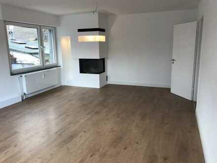Teilmöblierte 2,5-Zimmer-Erdgeschosswohnung mit Terasse und Einbauküche in Frechen