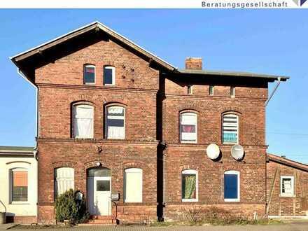 historisches ehemaliges Postgebäude für das besondere Wohnen und Arbeiten