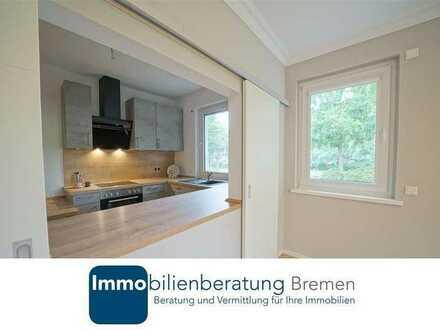 Modernisierte 3 Zimmer-Wohnung mit großem Balkon