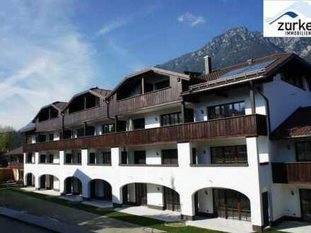 DG-WHG, offener Dachstuhl und klasse Panoramablick - Neubau
