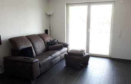 Exklusive, neuwertige 3-Zimmer-Wohnung mit Balkon in Laupheim Stadt