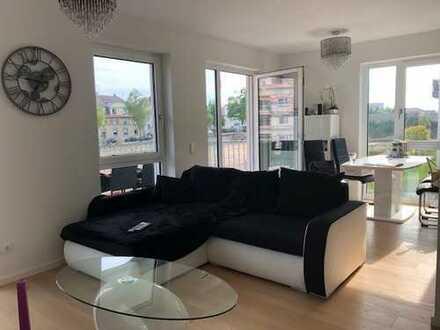 Modern – klar – cool - 4 Zimmerwohnung