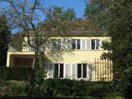 Stilvolles Einfamilienhaus in Bestlage Dresden Weißer Hirsch/Bühlau