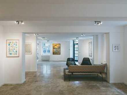 Galerie und Büro | Open Office | Modernes Arbeiten im Waldstraßenviertel