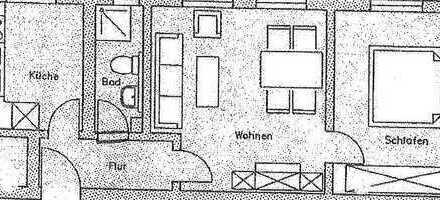 ***Ansprechende, sanierte 2-Zimmer-Wohnung in BO-Riemke***