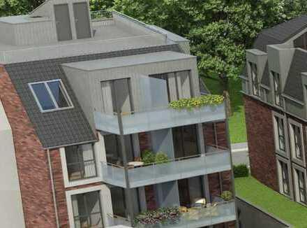 Leben auf der Sonnenseite - Großzügige 2-Zi.-Wohnung mit Terrasse und Garten!