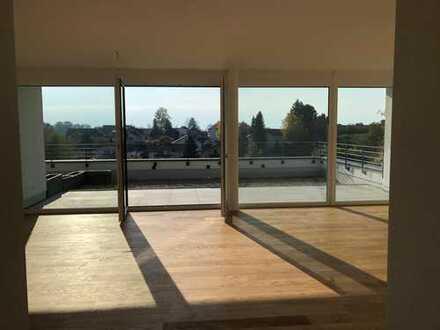 Erstbezug: Exklusive 3 Zimmer-Erdgeschoss-Wohnung mit Terrasse u. Garten