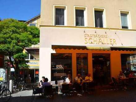 Amberg Bestlage - Helle 65-qm-Wohnung am Marktplatz / Fußgängerzone