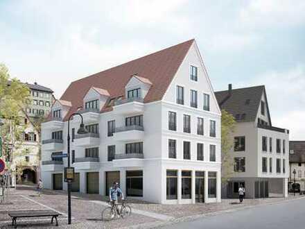 Barrierefreie Wohnung Süd-Westseite und Westbalkon (01G)
