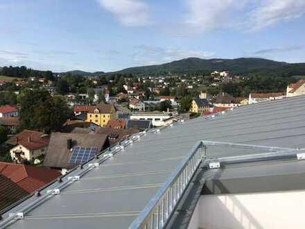 Penthouse-Dachterrassen-Wohnung in Viechtach