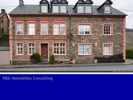 Brauneberg | 3 Zi/Kü/B | Moselblick