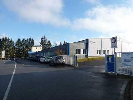 Gewerbehalle ab 200 m² bis 3480 m² komplett oder in Teilflächen zu vermieten