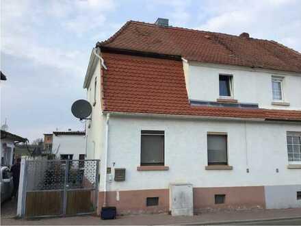 Freundliche Doppelhaushälfte mit vier Zimmern und EBK in Flörsheim-Dalsheim, Flörsheim-Dalsheim