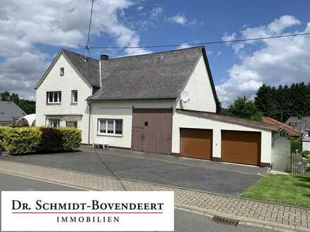 Einfamilienhaus mit Ausbaupotential in Neustadt (Westerwald) mit Möglichkeit zur Tierhaltung!