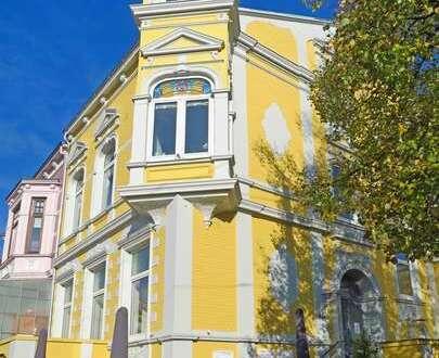 2-Zimmer Praxisfläche in Altbremer Villa in bester Ecklage von Bremen Schwachhausen