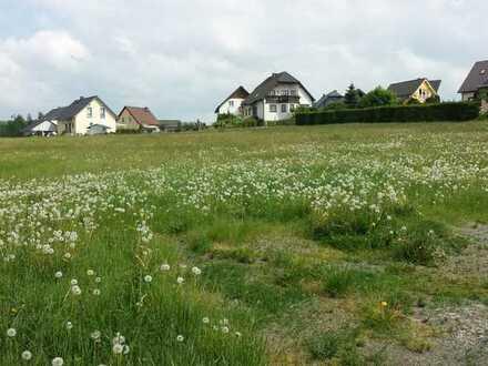 Baugrundstück in Großrückerswalde, Wohngebiet, verschiedene Größen