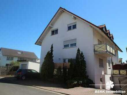 BERK Immobilien - voll vermietetes 5-Familienhaus in beliebter Wohnlage von Kleinostheim!