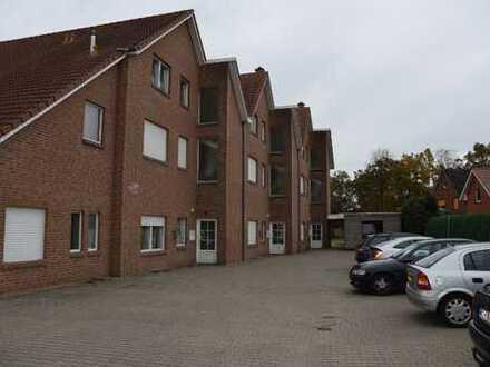 2 Zimmer Wohnung im EG eines Mehrfamilienhauses zum 01.05.2019 zu vermieten