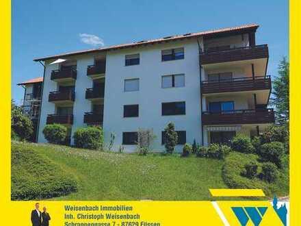 Gepflegte 2-Eigentumswohnung in ruhiger Sonnenlage mit schönem Blick