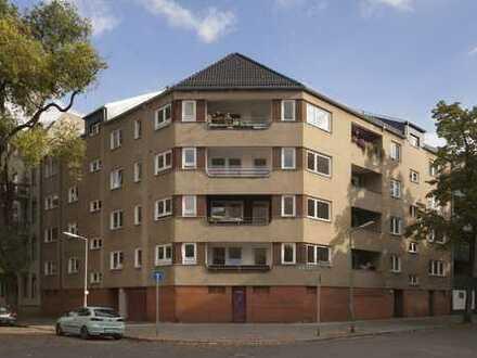Bild_Großzügige Singlewohnung mit Balkon und Wannenbad ab sofort zu vermieten! WBS erforderlich!