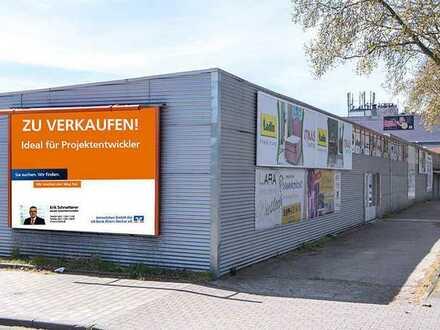 GRUNDSTÜCK für Projektentwickler am Neuen Meßplatz   in 68169 Mannheim-Neckarstadt