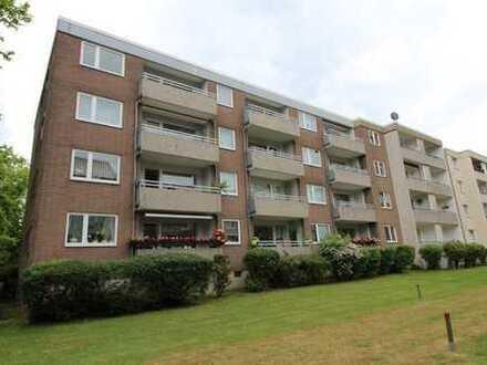 Familienfreundliche 4 Zimmerwohnung mit Westbalkon