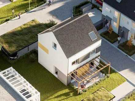 NEUBAU Freistehendes Einfamilienhaus mit Keller+Stellplätzen - ohne Provision !