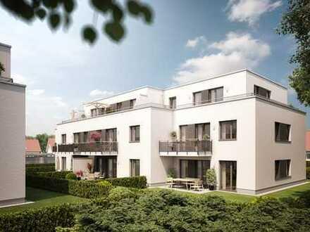 3-Zimmer Penthaus Neubau im Herzen Großburgwedels