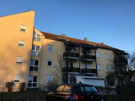 Gepflegte 2-Zimmer-Wohnung mit Balkon in Ingolstadt / Klinikum