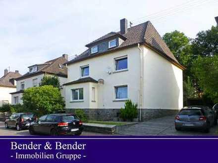 Mehrfamilienhaus mit 3 Wohneinheiten in bester Lage von Altenkirchen!