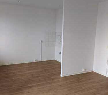 helle 1-Raum-Wohnung mit Balkon sucht neue/n Mieter/in!