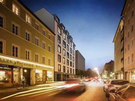 City-Apartment: Anspruchsvolles Wohnen mit Flair!