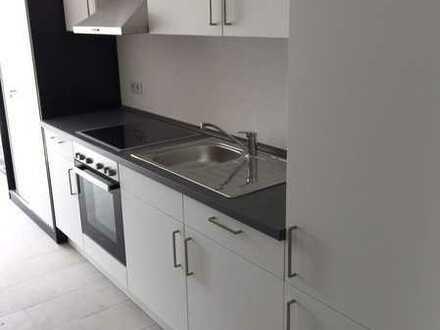 Exklusive 1-Zimmer-Terrassenwohnung mit Einbauküche in Nürtingen