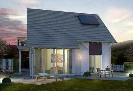 Einfamilienhaus mit Keller auf großem Baugrund - ideal für Bastler