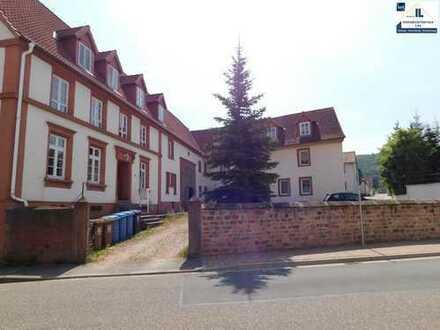 Vermietete Dachgeschoßwohnung in Bruchmühlbach-Miesau