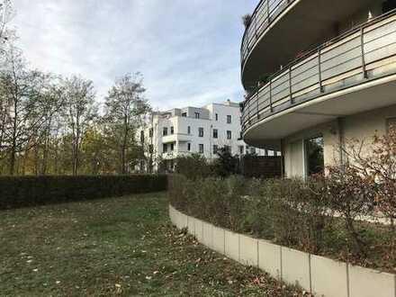 Gut vermietete 3 Zimmer-Whg. in KÖPENICK + SÜD-WEST-TERRASSE + EBK + LIFT + TG
