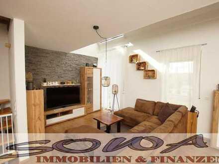 Schöne und moderne 4 Zimmer Galeriewohnung in Stengelheim - Eine Wohnung von Ihrem Immobilienpart...
