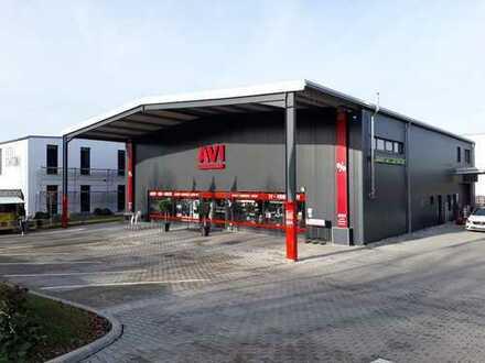 Büro und Lagerfläche in 1 A Lage in Ingolstadt zu vermieten