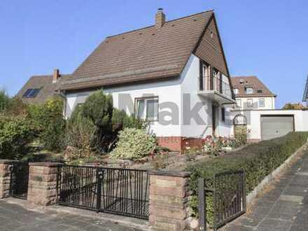 Familienglück in Kaiserslautern! Gemütliches EFH mit großem Garten und zentraler Wohnlage!