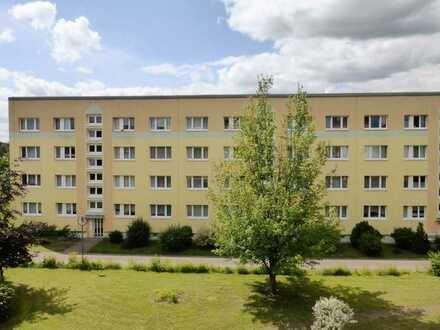 Schöne 1-Zimmer-Wohnung mit Balkon in Alt Ruppin