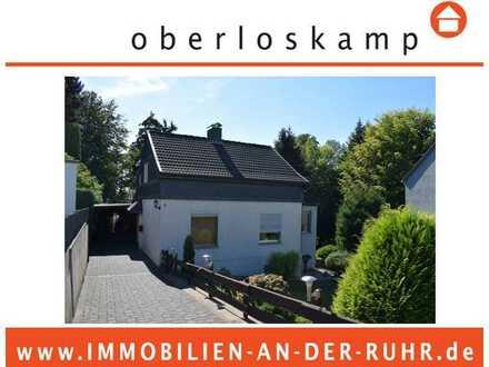 Grundstück mit Altbestand und Entwicklungspotenzial in ruhiger & zentraler Lage von Mülheim Dümpten!