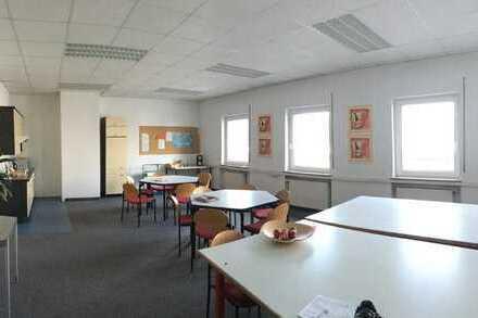 Flexibel Raumaufteilung einer ganzen Büroetage oder Teilflächen ab ca. 120 qm bis 969 qm
