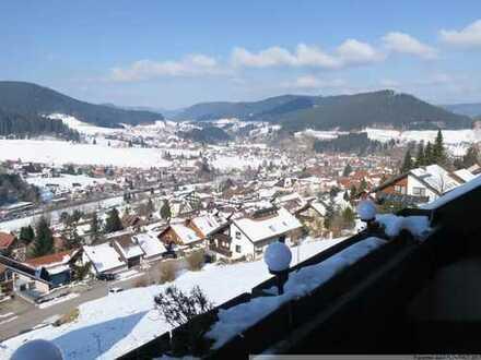 Charmante Maisonette Wohnung mit traumhafter Aussicht in Baiersbronn