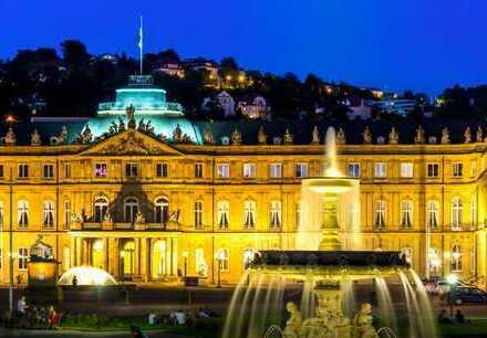 **Sonniges Penthouseappartement mit 5-Zimmer in bester Lage von Stuttgart**